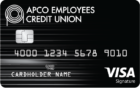 APCOECU Visa Signature Rewards Credit Card